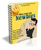 Thumbnail  Salesletter For Newbies - With Master Resell Rights